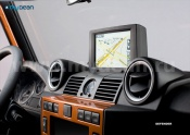 Комплект навигации MyDean KIT-I7-LR-DF для установки в Land Rover Defender (2007-)